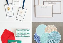 Holiday Cards and Gifts / by WeddingLovely