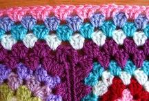 crochet and yarn / by Kristin Hickey