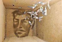installations +  a r t / by lieselot heirwegh