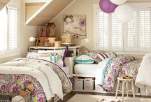 Children Bedroom Ideas / by Jenn Larson