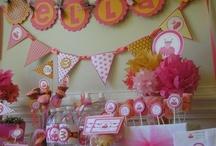 Fun Party ideas / by Tiffany Payne-Whitehead