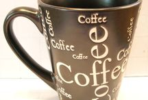 """Coffee Shoppe / """"Behind every successful woman is a substantial amount of coffee"""" / by Gloria Dominick"""
