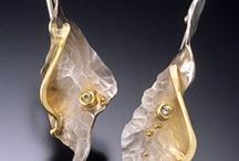jewelry: earrings / by Svetlana Davidova