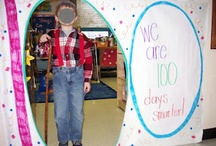 50th/100th day of school / by Shuna Pocket Full of Kinders