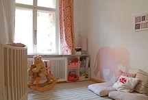 Decorating - Nursery Girl / by Elizabeth Pugh