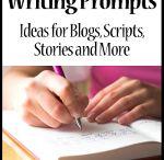 Creative Writing / by Autumn Coggins