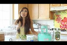 VLOGS + HAULS / by Cassey Ho