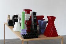 Ettore Sottsass / by Galerie VIVID Rotterdam