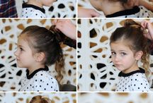 Hairstyles for Athena / by Elizabeth Saucedo