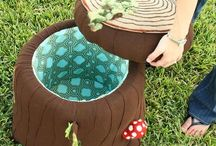 alice in wonderland nursery / by Jenna Sanner