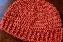 Crochet hats / by Joanie L