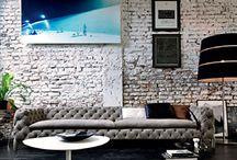 design interiors / by Natali Petukhova