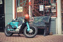 Bikes / by Antoni Cantone