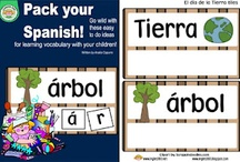 Dia de la Tierra/Earth Day Activities for #BilingualKids / by SpanglishBaby