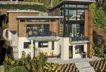 Home-  Architecture + Interior +Decor / by Gwen