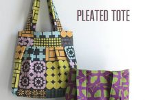 Sewing: Bags & Such / by Amanda (Read. Explore. Create.)