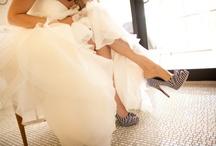 Chaussures de mariée / Nos coups de coeur de chaussures pour mariée et demoiselle d'honneur / by Occasion du Mariage ODM