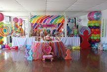 Party ideas / by Erin Elizabeth