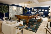 Game On! / A board filled with our favorite game room decor and unique game rooms. By Bassett Furniture / by Bassett Furniture