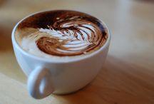 Coffee and Chocolate / by Nancy Jones Reimer