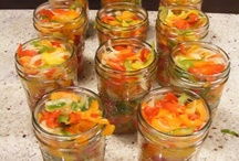 Canning Recipes To Try / by Mary Jacobson-Neshek