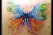 Tattoos / by Annette Durkin