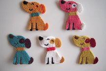 Crochet: Applique / by Polly Wickstrom