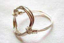How to Make Rings / DIY Ring Tutorials / by Kimberlie Kohler Designs