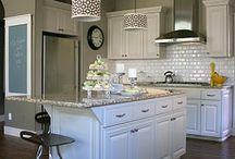kitchen ideas / by Nancy Powell