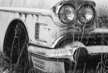 Abondoned Cars... etc... / by Halfway There
