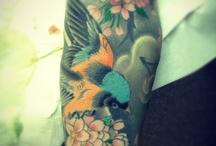 Tattoos / by Daracana Auditore da Firenze