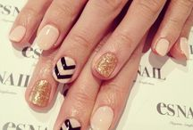 Nails and Hair / Hair and Nails / by Kait