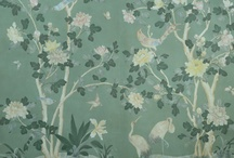 Surroundings: Wallpaper & Fabric / True confessions of a wallpaper addict / by Jenny Schnabl Brewster