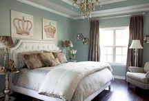 Bedroom Ideas / by Kelly