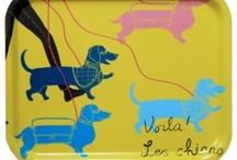 Wiener Dogs / by Alimah Shae