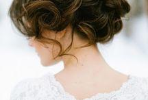 Hochzeit / Tolle Ideen für Haare Deko usw...  / by Lolà Frànk