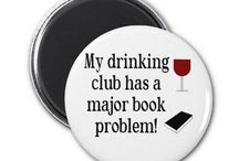 B is for Book Club! / by Colleen Rose