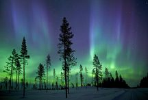 """Aurora Borealis / Disclaimer: These are just """"PINS"""". I don't claim copyright or ownership of any content on this board. / by Magnetic Jewelry by J & I"""