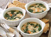 Soups / by Susan Rameshk