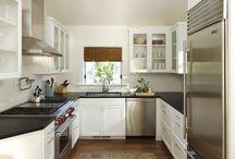 Kitchens / by J Ariel Hoffman