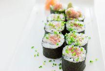 culinária Japonesa / by Simone Souza