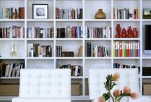 Decoracion Librerias / by Laura