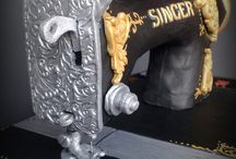 Vintage sewing machines / by Sharon Bush