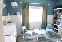 designer rooms / by Nicole Lowe