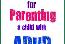 Austin's ADHD & Sensory Processing Disorder / by Jessica Rach