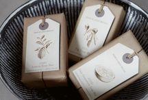 Soap Packaging / by Jennifer Hickman