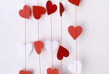 Valentine's Day Decor / by Dani Ploscik