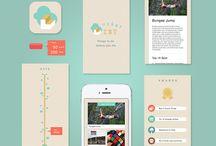 Portfolio Site Ideas / by Della Wheeler