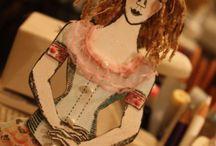Paper Dolls / by Suzie Ridler