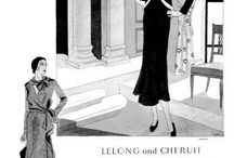1938-1941 Best Fashion Years  / by Jacqueline Moules